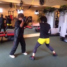 ボクシングシェイプアップ!