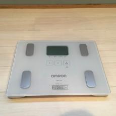 体重測定は同じ条件で行う