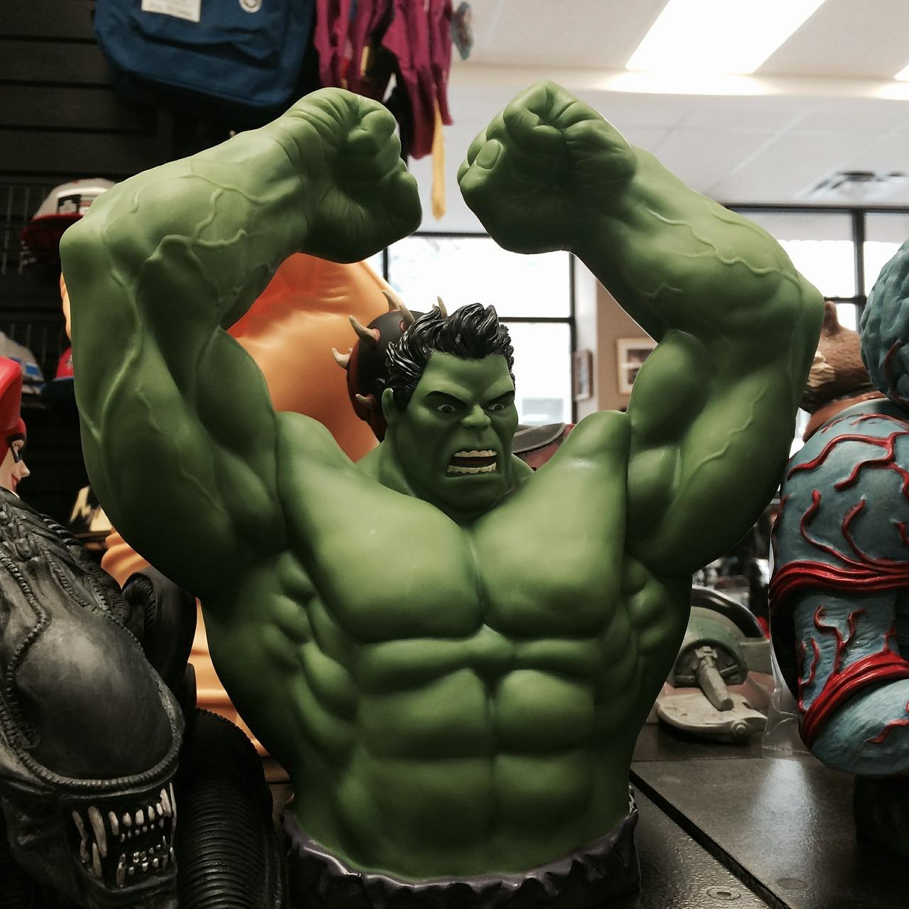 incredible-hulk-613335_1280