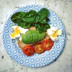 食欲を満たすのではなく栄養を摂る