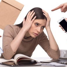 ストレスの軽減法