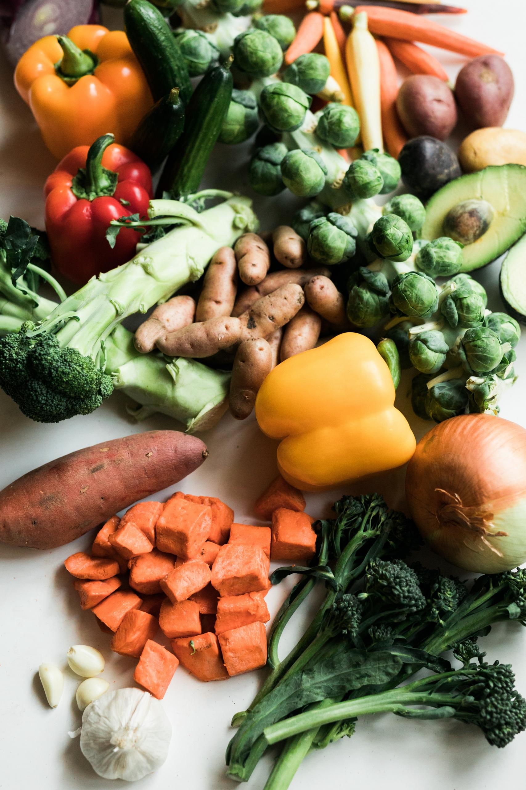 季節の食材でより良い身体作りを!